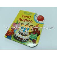 Buy cheap Twinkling Lights Flashing Baby Sound Books Module With Funny Birthday Songs from wholesalers
