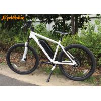 Buy cheap Battery Powered Elec City Bike 500w For Ladies Steel Painting Mudguard from wholesalers