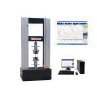 Auto Computerized Tensile Testing Machine Single / Dual Test Space TM 2101