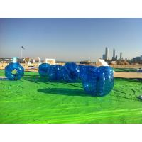 Buy cheap Adult Body Bumper Ball Inflatable Human Hamster Ball Football Or Soccer from wholesalers