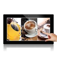 Buy cheap 1080P Android Digital Photo Frame HD Digital Picture Frame For Commercial Advertising from wholesalers