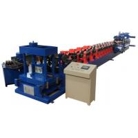 Z purlin Roll forming machine with Stepless Sizing, CE Approval