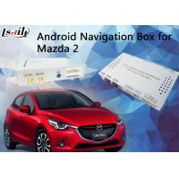 Buy cheap Android 6.0 Auto Interface Box for Mazda support Tv WIFI BT MirrorLink Play Store, GPS Navigation from wholesalers