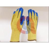 Buy cheap Flame Retarding Aramid Cut Protection Gloves For Metal Sheet And Glass Processing from wholesalers