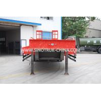 Buy cheap 60T load capacity  low bed semi-trailer 3 axles 315/80R22.5  tyres  ABS  Optional JOST support leg from wholesalers