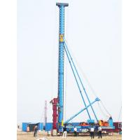 Buy cheap JBY80 Hydraulic Foot-Step Piling Rig from wholesalers