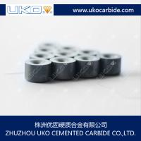 Buy cheap Tungsten carbide drawing dies used for drawing copper alloy rods from wholesalers