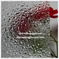 Buy cheap Clear Frosted Glass for Windows, Doors, Roofing, Glass Railing with CE from wholesalers