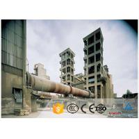 Buy cheap High Capacity Lime Production Line Dry Cement Plant Dry And Wet Grinding Type from wholesalers