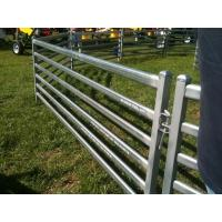 Buy cheap Heavy Duty Goat Galvanizing 1.8*2.1m Sheep Fence Panels from wholesalers