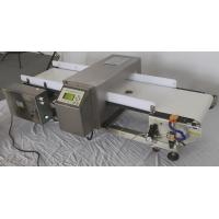 Buy cheap PVC / PU Conveyor Belt Metal Detectors Food Inspection Machines With Air Blast Ejector from wholesalers