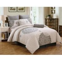 Buy cheap 8 Piece Antheia Cotton Comforter Se from wholesalers