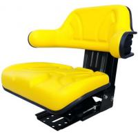 Buy cheap Leather Ambulance Shock Absorbing Car Seat Air Suspension Absorb Vibration from wholesalers