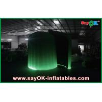 Buy cheap Color Change Waterproof Inflatable Trade Show Booth Dome With Led from wholesalers