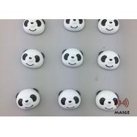 Buy cheap Panda Shape EAS Hard Tag Customized Frequency Apply To Children Clothing from wholesalers