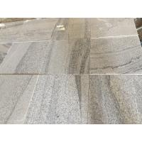 Buy cheap Viscount  white vein  light grey Granite stone tiles for swimming poor,floor,wall from wholesalers