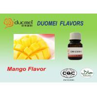 Ripe Mango Food Flavouring Mango Essence Flavoring 0.05% - 0.15% Dosage