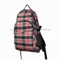 Buy cheap Rucksack, Made of Polyester Velvet, with Front Zippered Pockets from wholesalers