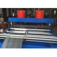 Buy cheap 5 Tons Hydraulic Uncoiler Cable Tray Roll Forming Machine 5 - 6m / min from wholesalers
