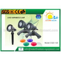 Buy cheap Amphibious Underwater Fountain Lights For Garden Pond 38° Beam CQD - 102C from wholesalers