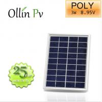 Buy cheap Crystalline PV Modules Polycrystalline Solar Panel Anodized Aluminium Alloy Frame from wholesalers