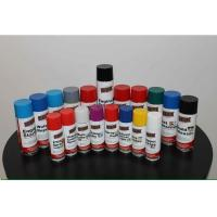 Highly Durable Colorful Spray Paint Scratch Resistant For Plastic / Metals