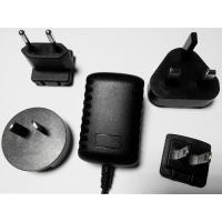Buy cheap Durable 14M Length AC DC Adapter 0.3A Max Input Current With Multi Plug from wholesalers