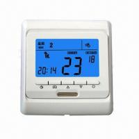 Buy cheap Heating thermostat for hot water heating systems and electric heating system  from wholesalers