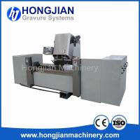 Buy cheap Double Heads Grinding Machine for Gravure Cylinder Gravure Roller Grinding Machine product