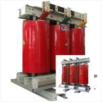 Buy cheap Cast Resin Dry Type Transformer Self Extinguishing 11kV - 1000kVA from wholesalers