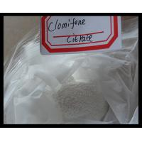 Buy cheap SERMs Supplement , Fertility Aid Clomifene citrate white powder For Releasing Gonadotropins CAS No.: 50-41-9 from wholesalers