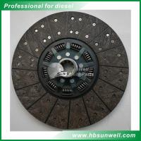 Buy cheap Man Heavy Truck Clutch Plate Pressure Plate 1878001152 Easy Assembly from wholesalers