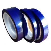 Buy cheap Customized Coated Acrylic Film Splicing Tape 65Um Thickness Blue Color from wholesalers