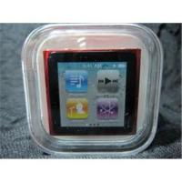 Buy cheap Apple iPod Nano 6th Gen  8gb mp4 players Touch Shuffle itouch mp3 players from wholesalers