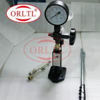 Buy cheap bosch common rail injector nozzle tester S80H diesel Universal validator S60H fuel injection pump calibration machine from wholesalers