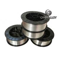 Buy cheap Thermal Spraying Aluminum Wire 7kg / Spool 2.7g/Cm3 Density High Tensile Strength from wholesalers