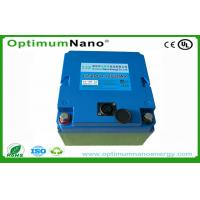 Buy cheap Deep Cycle 12V 20Ah Lithium Batteries for Electric Golf Trolley from wholesalers