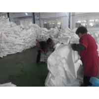 Buy cheap pp woven big bulk bags supplier with high reputations for sand,stone,limestone,sugar,grain,power etc from wholesalers
