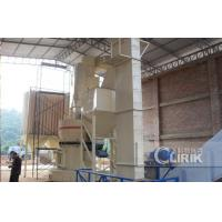 Buy cheap 1-20 t/h Raymond grinding mill calcium carbonate manufacturing plant from wholesalers
