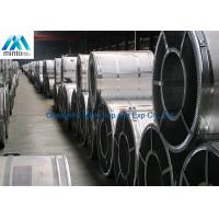 Buy cheap High Strength Aluzinc Steel Coil Cold Rolled Steel Coil JIS G3302 JIS G3312 from wholesalers