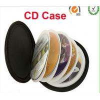 China Round 12pages or 24sleeves neoprene CD case with strap print, for Japan market on sale