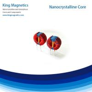 China 40mH nanocrystalline common mode choke on sale