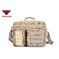 Buy cheap Outdoor gear laptop bag tactical multi-function laptop bag shoulder bag cross body sling bags laptop messenger bag from wholesalers