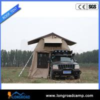 Buy cheap 4WD offroad camping car rooftop tent from wholesalers