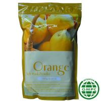Buy cheap Orange Deep Moisturizing Facial Mask For Anti - Pigmentation 1000g from wholesalers