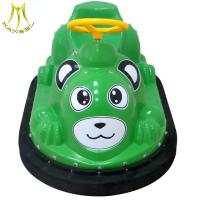Buy cheap Hansel amusement park games electric kids battery operated bumper car from wholesalers