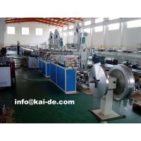 Buy cheap Overlap Welding PERT-AL-PERT Pipe Making Machine For Sale from wholesalers