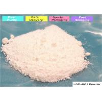 Buy cheap Anabolicum LGD-4033 Sarms Raw Powder For Cancer Treatment CAS 1165910-22-4 from wholesalers