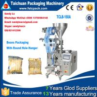 Buy cheap SoyBeans Vertical Packaging Machine, beans packing machine with round hole hanger from wholesalers