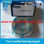 Buy cheap Hub and bearing assembly DAC357245CW2RS 90363-35001 KOYO Wheel bearings from wholesalers